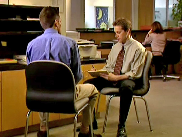 Interview star employees to learn what attitudes work.