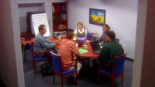 First team meeting